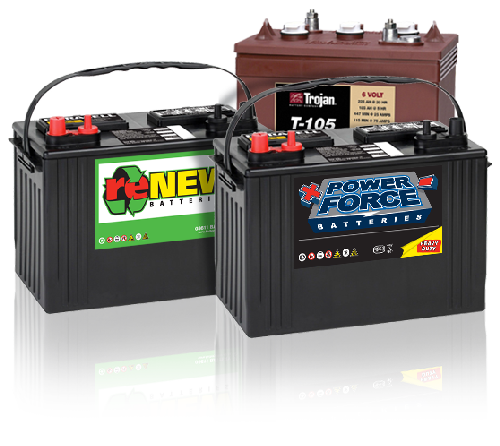 GolfCart-Batteries-Group